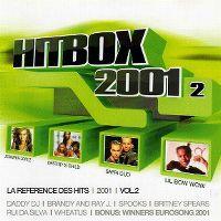 Cover  - Hitbox 2001 Vol. 2 [WA]